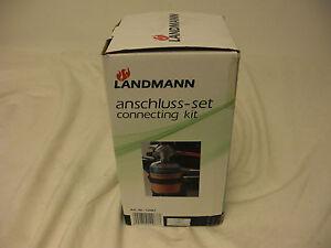 Landmann Gasgrill Pantera : Anschlusset 12067 für gasgrill landmann pantera neu unbenutzt ovp ebay