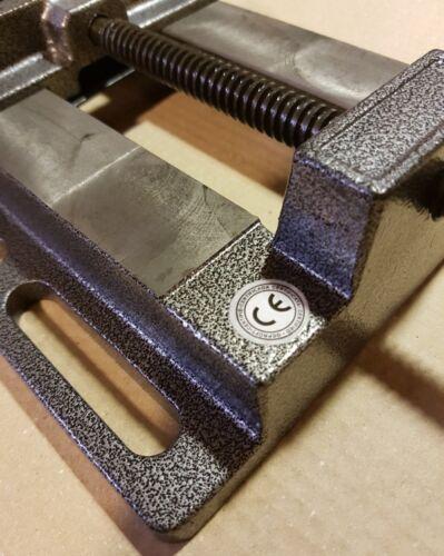 Profi Maschinenschraubstock Schraubstock zu Tischbohrmaschine 125 mm Neu