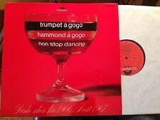 LP James Last >Non Stop und a Gogo< Danke schön für 1966/Prosit 1967 Polydor