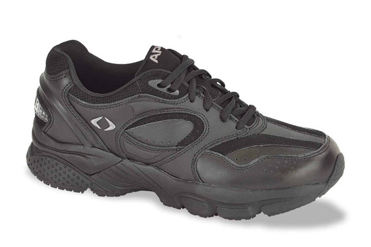 Apex X801M Men's Therapeutic Diabetic Extra Depth Shoe