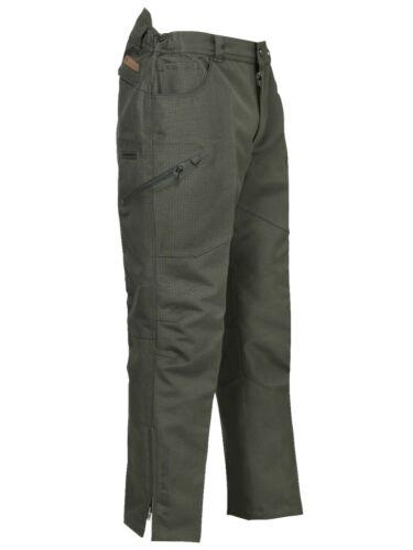 PERCUSSIONI Predator Ripstop Impermeabile Caccia Pantaloni traspiranti pestaggio Pantaloni