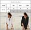 Indexbild 2 - Damen Lose Bikini Cover Up Vertuschung Badeanzug Strandkleidung Tunika Minikleid