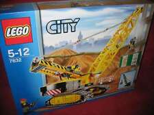LEGO® City 7632 RAUPENKRAN NEU OVP