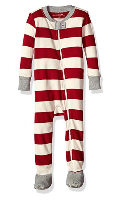 573136825 Burt s Bees Baby Unisex Pajamas Zip Front Non-slip Footed Sleeper ...