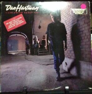 DAN-HARTMAN-I-Can-Dream-About-you-Album-Released-1984-Vinyl-Record-Collection-U
