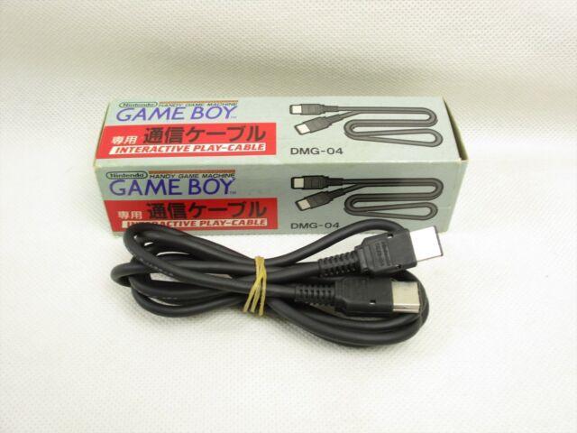 Game Boy TSUSHIN CONNECTOR CABLE DMG-04 Nintendo Gameboy Officia From japan