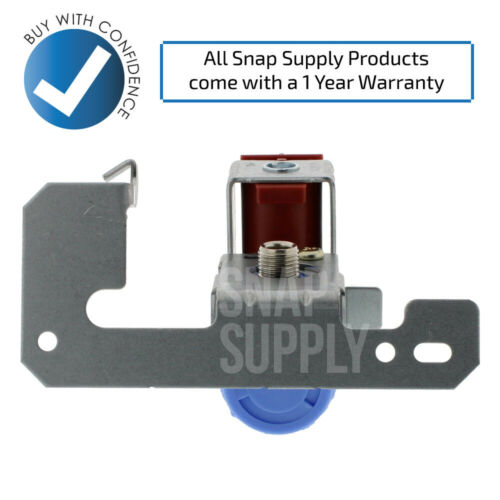 Snap Supply Water Valve for GE Directly Replaces WR57X10033