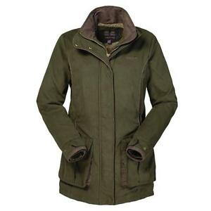 *musto Whisper Gtx Pl Jacket Fw Dark Moss Rich Brown Shooting,hunting,outdoors