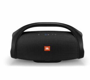 JBL Boombox Portable Bluetooth Wireless Speaker - Black - Currys