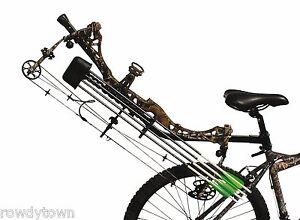 New Pacific Outdoors Bicycle Bow Arrow Locker Bike Atv Utv