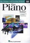 Play Piano Today: Beginners Pack by Hal Leonard Corporation (Mixed media product, 2003)