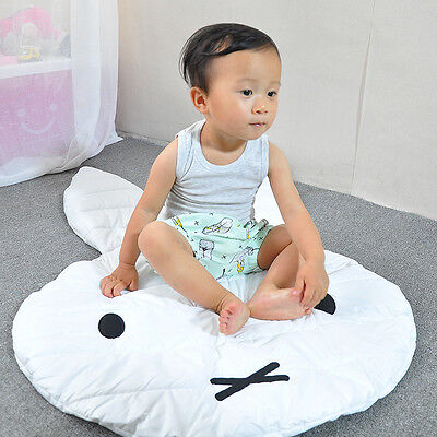 Toy Blanket Mat Pad Cute For Baby Soft Cotton Paly Game Floor Rug Children Room