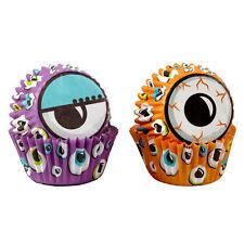 Eyeballs Halloween Mini Baking Cups 100 ct from Wilton #3017 - NEW