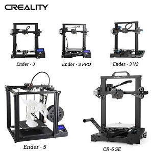 CREALITY 3D Serie STAMPANTE 3D Ender-3/Ender-3 PRO/Ender-3 V2/CR 6-SE NUOVO