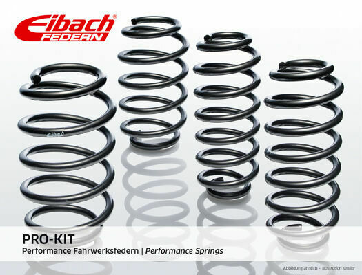Eibach Tieferlegungsfedern Pro-Kit für Mazda 3 MPS 25//15mm