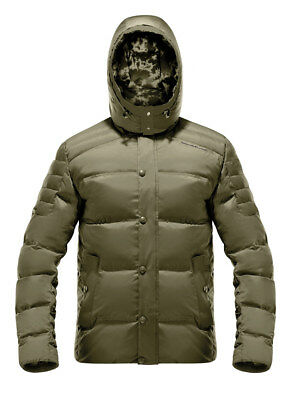 Adidas Porsche Design Mens Green Sport Winter Light Down Jacket 2XL AX6171 NEW | eBay