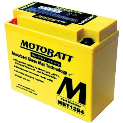 Motobatt Battery For Ducati Diavel 1198cc Through 2013