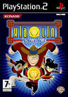 Ps2 Game Xiaolin Showdown Playstation2 by Konami UK PAL Complete Fast Post Kids