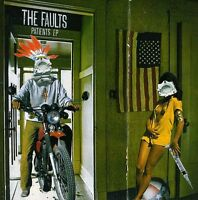 The Faults - Patients [new Cd] on sale