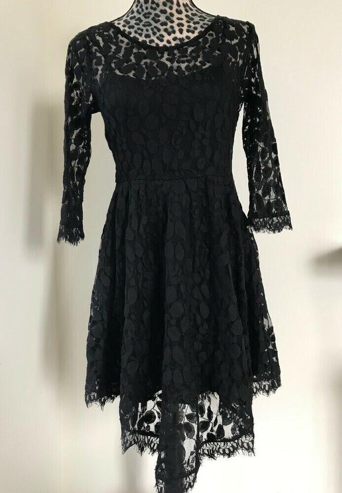 Free People Black Dress - image 2