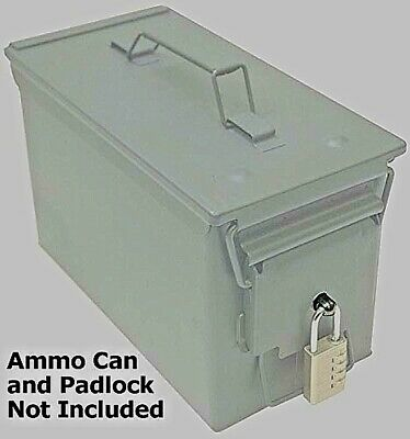 Case Club Locking Hardware For Steel Ammo Can Boxes Chests Surplus Militaria