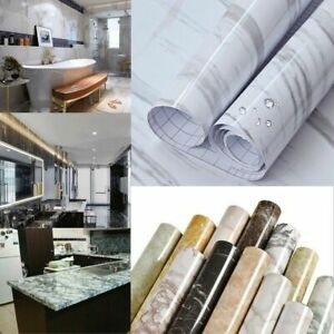 Marble-Contact-Paper-Self-Adhesive-Peel-and-stick-wallpaper-wall-sticker-Decor