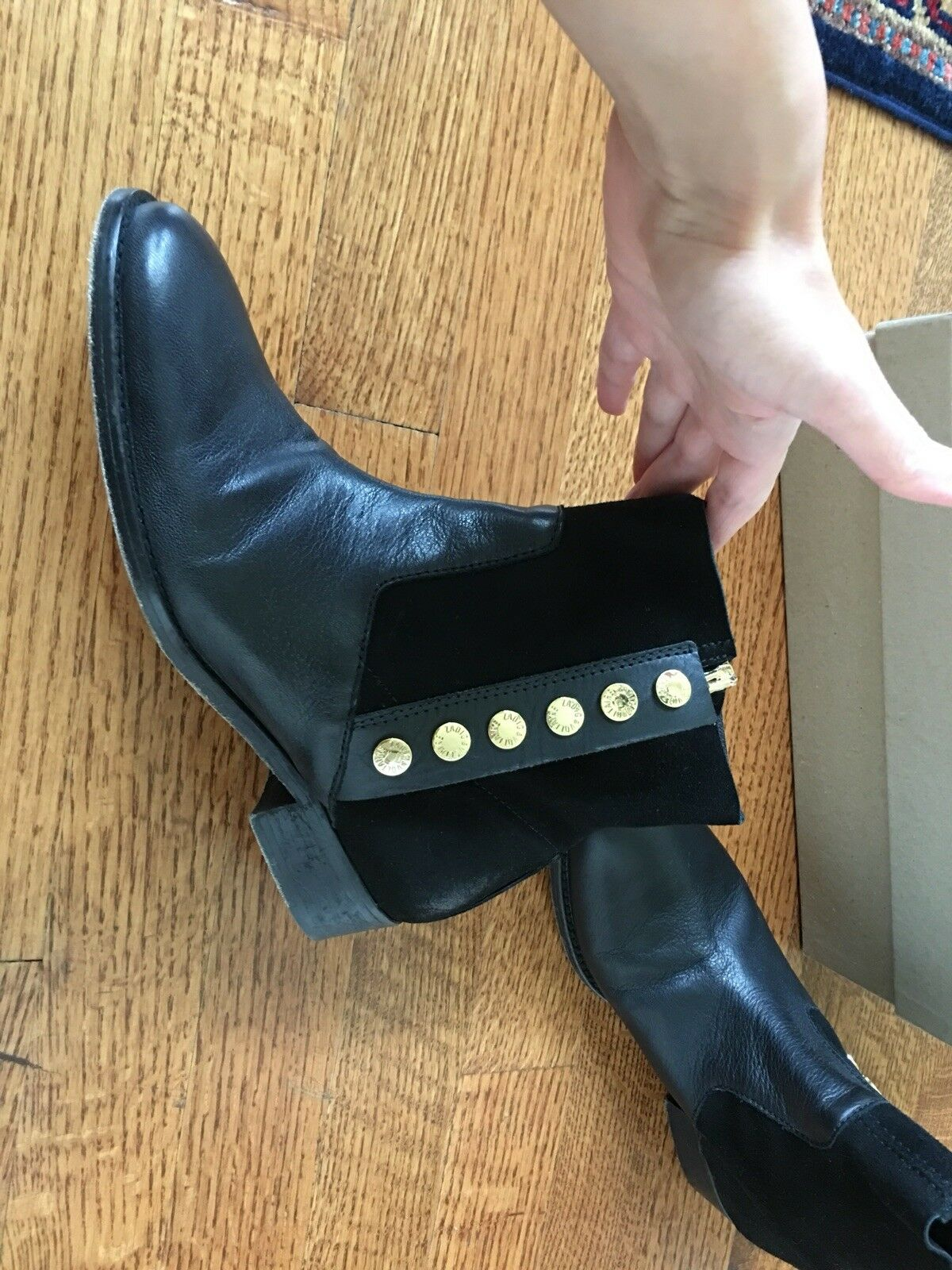 Zadig Et Voltaire Arcade Bootie, Rivet Boot, Ankle Bootie, Arcade 36 d8d051