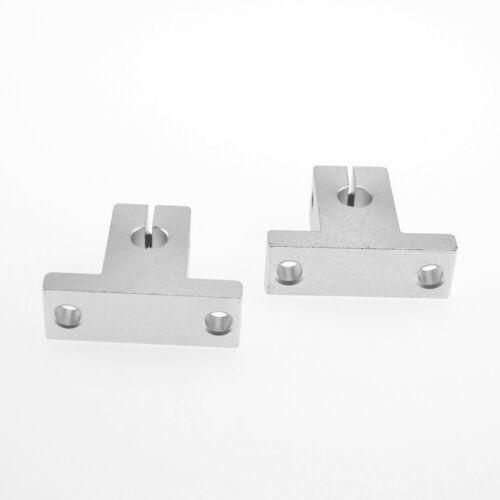 2pcs SK8 8mm Rod Support Linear Rail Pillow Block CNC 3D printer Parts Reprap