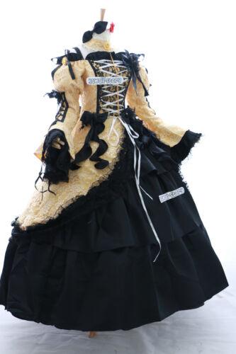 a-188 M//L//XL//XXL RIN Cosplay Victorian Kostüm Gothic Ballkleid Kleid costume
