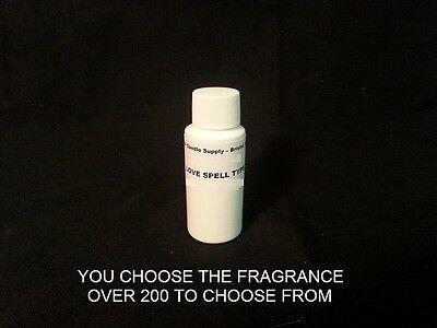 One Oz Bottle Fragrance Oil Candle/Soap Making Supplies-Tart/Oil Warmer