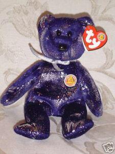 Ty Beanie Baby Astra BBOM November 2004  MWMT