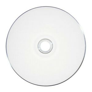 100-Pack-8X-White-Inkjet-HUB-Printable-DVD-R-DL-Dual-Double-Layer-Disc-8-5GB