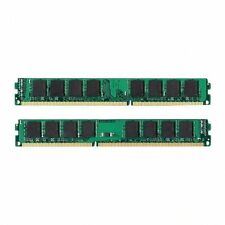 NEW! 4GB 2x 2gb DDR3 PC3-10600U 1333Mhz Non-ECC Lenovo ThinkCenter Memory RAM