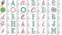 Sale Machine Embroidery Fonts Designs Fun Polka Dots Brother Bernina Pes Cd