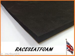 Motorcyle Racing Seat Foam 2mm Thick Self Adhesive