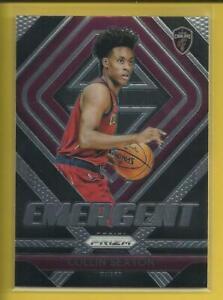 Collin-Sexton-RC-2018-19-Panini-Prizm-Emergent-Rookie-Card-Cleveland-Cavaliers