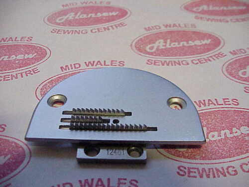 Feed /& Plate set for the Brother B755 Industrial Sewing Machine