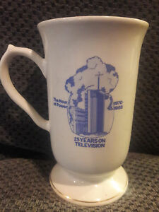 Crystal-Cathedral-Footed-Mug-Coffee-Tea-Cup-1985-Rober-Schuller-Ministries