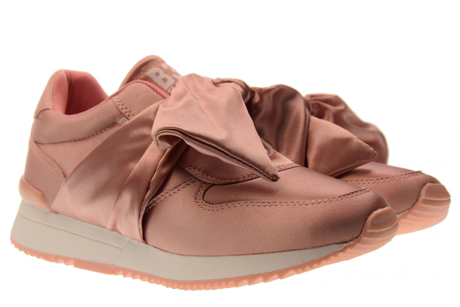 B3D Chaussures P18f chaussures femme baskets basses 41434 Rose