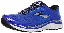 Brooks Men Glycerin 11 Running Shoe,Blue Silver,12.5 D M US
