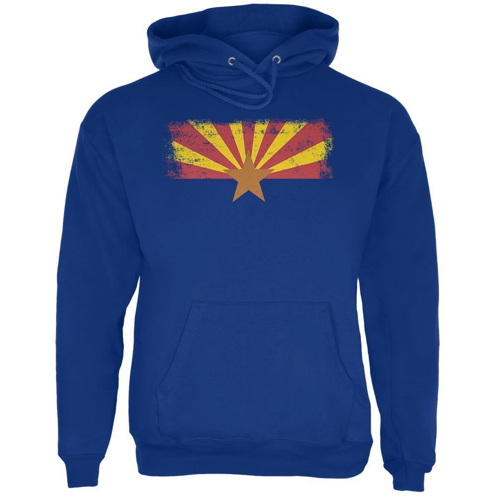 Born and Raised Arizona State Flag  Herren Hoodie