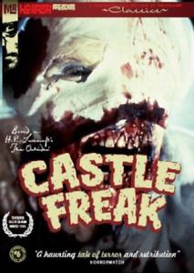 Castle Freak [Region 2] - Dutch Import (US IMPORT) DVD NEW