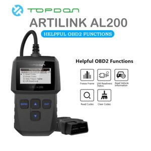OBD2 II Diagnostique Auto Diagnostic Scanner Outil de Défaut Code Lecteur V311