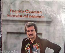 RARE salsa LP PAQUITO GUZMAN Escucha mi canción MATRIMONIO PARA QUE carrousel