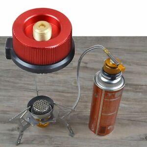 Camping Stove Butane Gas gas converter Adapter Convert Fuel