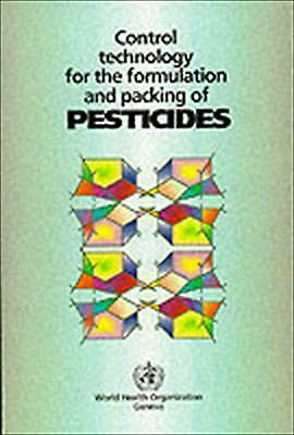 Control Technology for the Formulation and Packing of Pesticides