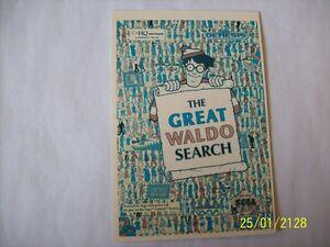THE-GREAT-WALDO-SEARCH-Genesis-Vidpro-Card