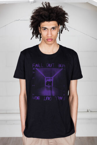 Official Fall Out Boy Album Dots Unisex T-Shirt Culture American Beauty Poisoned