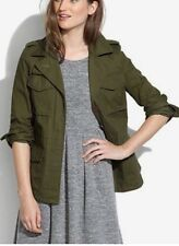 MADEWELL All Weather Outbound Field Cargo Jacket Forest Green M EUC