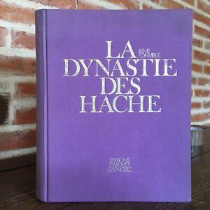 Rene Fonvieille La Dinastia Delle Ascia Falegnami (Naturali) , Dardelet Grenoble
